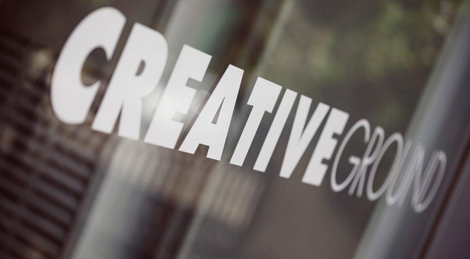 Creative Ground Banner